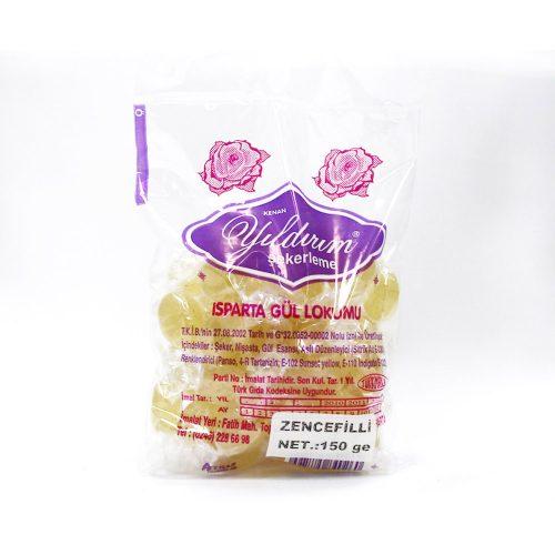 Zencefilli akide şekeri